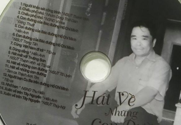 DVD Hát về những con đường – Tuyển tập các sáng tác của Nhạc sỹ Phạm Hồng Sơn